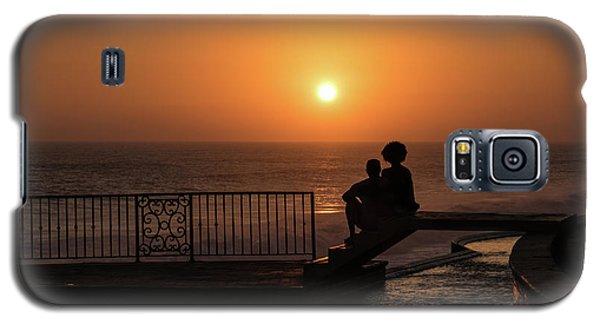 Sunset In Cerritos Galaxy S5 Case