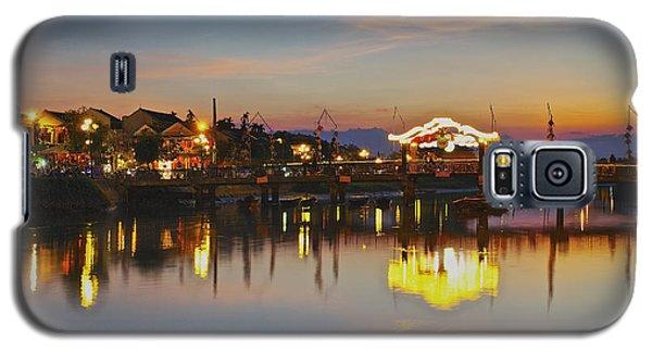 Sunset In Hoi An Vietnam Southeast Asia Galaxy S5 Case