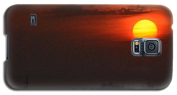 Sunset In Kentucky  Galaxy S5 Case