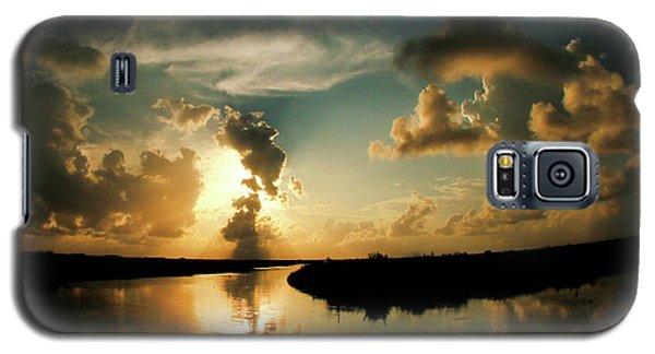 Sunset In Lacombe, La Galaxy S5 Case