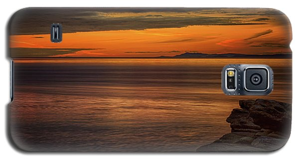 Sunset In May Galaxy S5 Case by Randy Hall