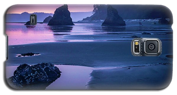 Sunset In Ruby Beach Galaxy S5 Case