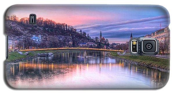 Sunset In Saltzburg Galaxy S5 Case