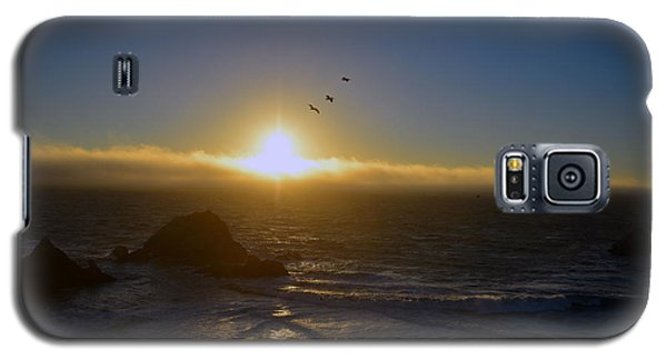 Sunset In San Francisco Galaxy S5 Case