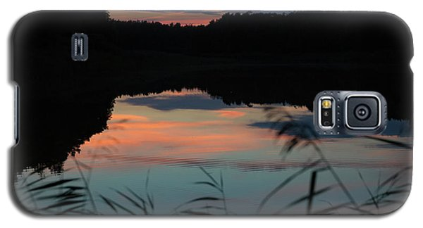 Sunset In September Galaxy S5 Case