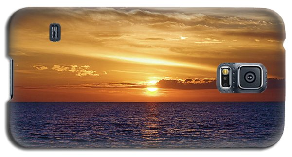 Sunset In Sw Florida Galaxy S5 Case