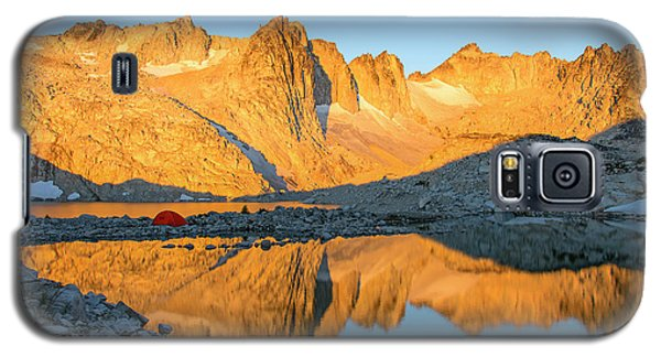 Sunset In The Enchantments Galaxy S5 Case