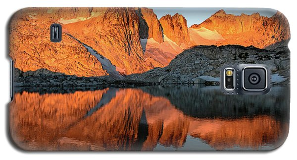 Sunset In The Higher Enchantment Galaxy S5 Case