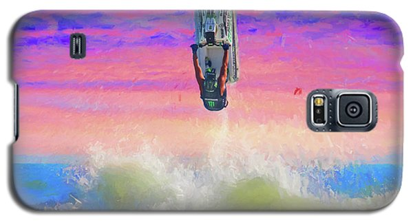 Sunset Jumper Galaxy S5 Case by Alice Gipson