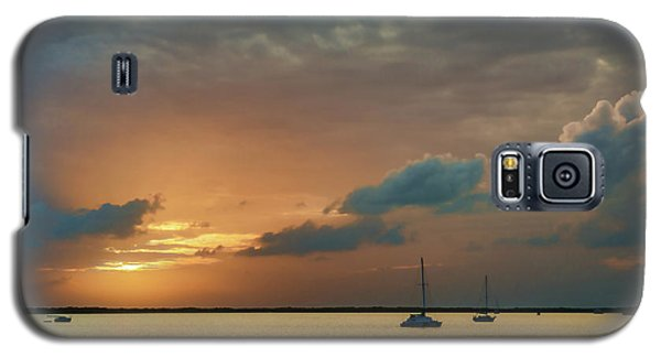 Sunset, Key Largo Galaxy S5 Case