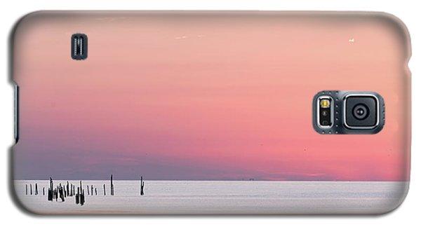 Sunset Landscape Galaxy S5 Case