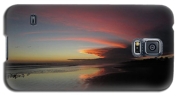 Sunset Las Lajas Galaxy S5 Case by Daniel Reed