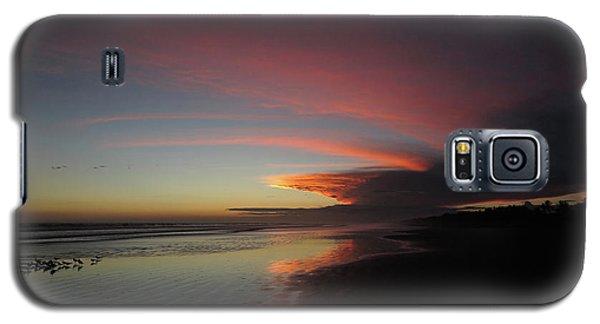 Sunset Las Lajas Galaxy S5 Case