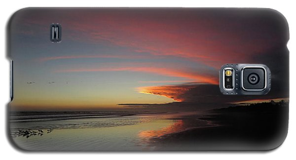 Sunset Las Lajas Galaxy S5 Case