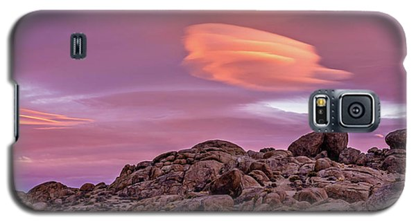 Sunset Lenticular Galaxy S5 Case