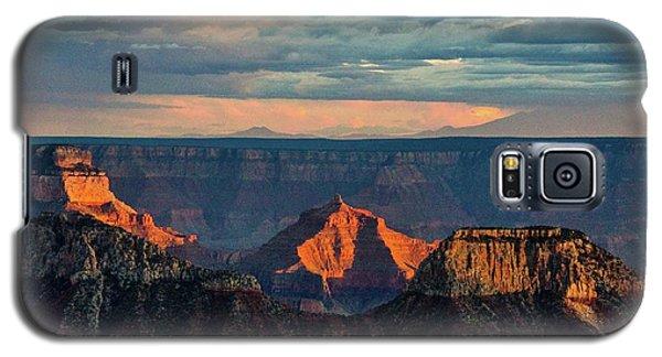 Sunset Lights Angels Gate Galaxy S5 Case
