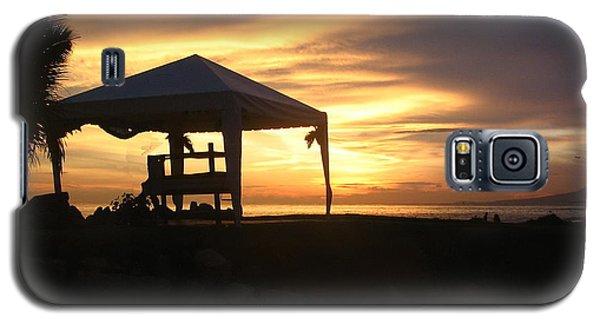 Sunset Massage Galaxy S5 Case