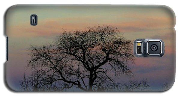 Sunset Moon Galaxy S5 Case