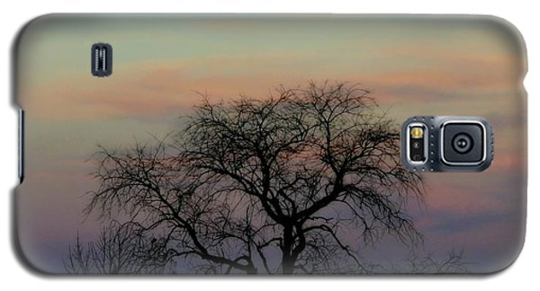 Sunset Moon Galaxy S5 Case