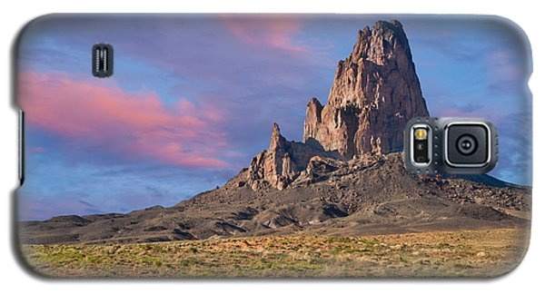 Sunset On Agathla Peak Galaxy S5 Case