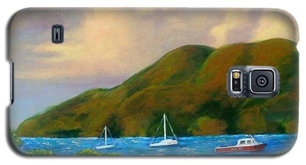 Sunset On Cruz Bay Galaxy S5 Case