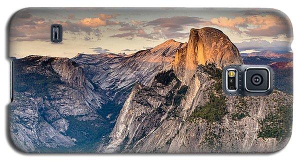 Sunset On Half Dome Galaxy S5 Case