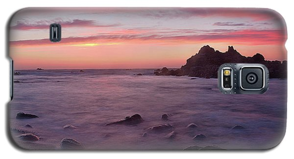 Sunset On Monterey Bay Galaxy S5 Case