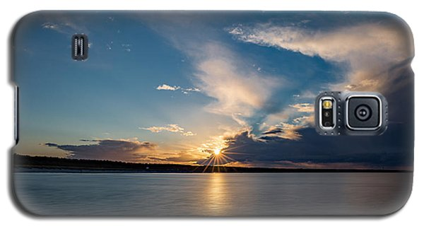Sunset On The Baltic Sea Galaxy S5 Case