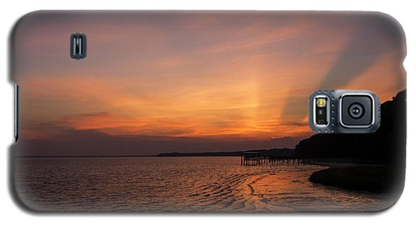 Sunset On The Bay Galaxy S5 Case by Dorothy Cunningham