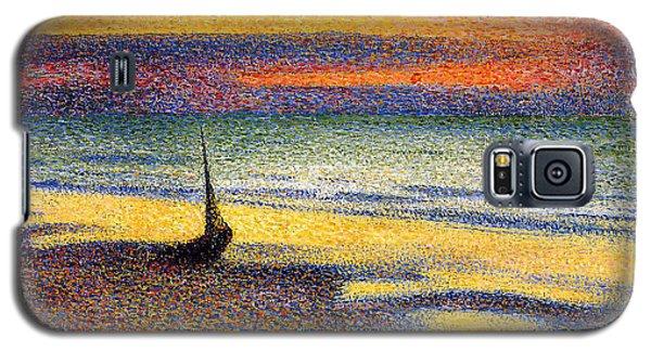 Sunset On The Beach 1891 Galaxy S5 Case