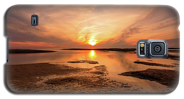 Sunset On The Cape Galaxy S5 Case