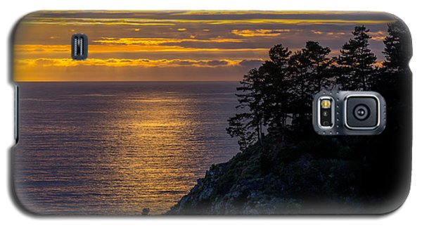 Sunset On The Edge Galaxy S5 Case
