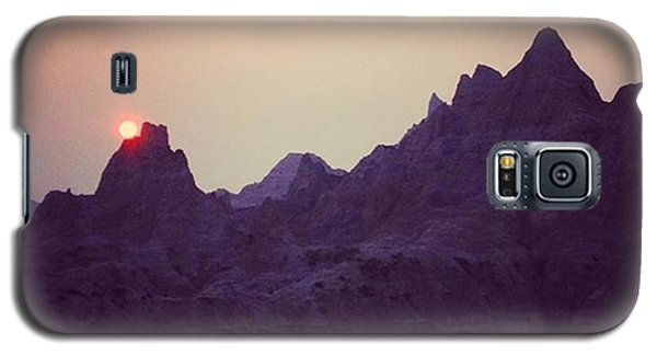 Professional Galaxy S5 Case - Sunset On The Eve Of The Fourth Of by Heidi Hermes