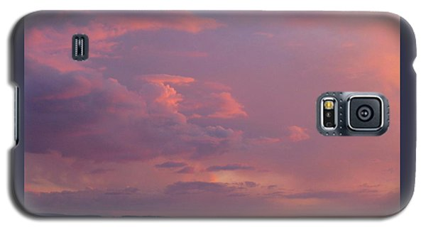 Sunset On The Hood Canal Galaxy S5 Case