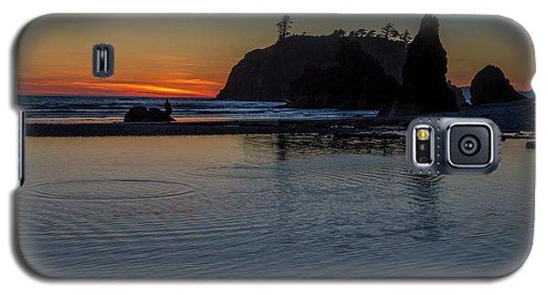 Sunset On The Oregon Coast Galaxy S5 Case