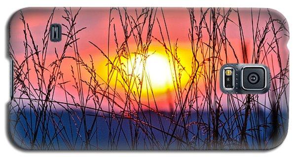 Sunset On The Prairie  Galaxy S5 Case