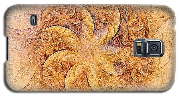 Sunset Orchids Galaxy S5 Case