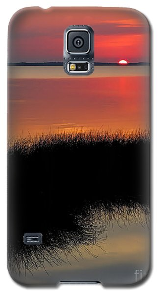 Sunset Outer Banks Obx Galaxy S5 Case