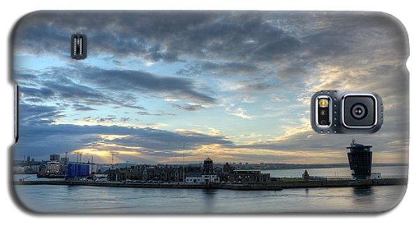 Sunset Over Aberdeen Galaxy S5 Case