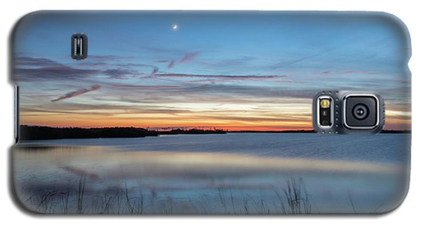 Sunset Over Back Bay Galaxy S5 Case