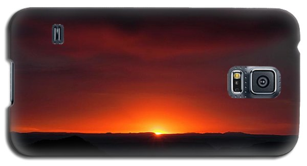 Sunset Over Grand Canyon Galaxy S5 Case