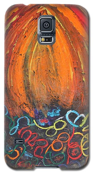 Sunset Over Key West Galaxy S5 Case