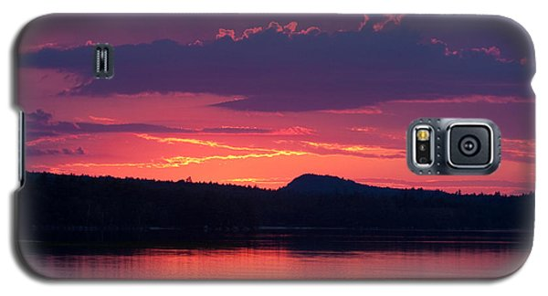 Sunset Over Sabao Galaxy S5 Case