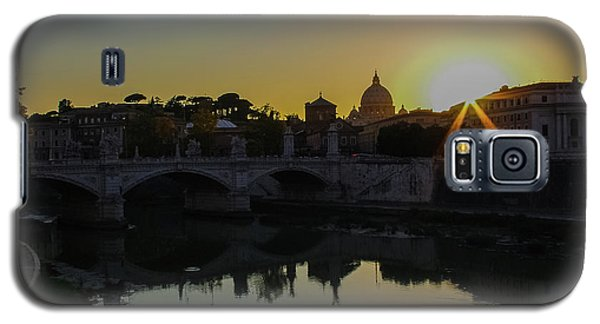Sunset Over St Peters Galaxy S5 Case