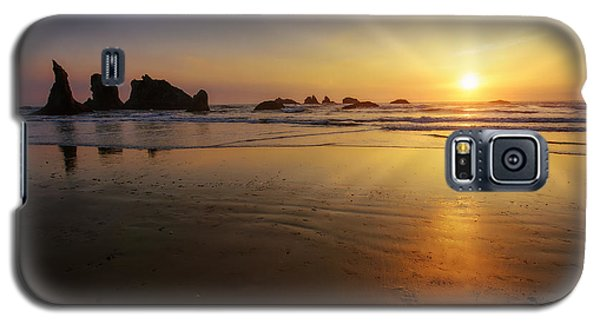 Sunset Over The Pacific  Galaxy S5 Case