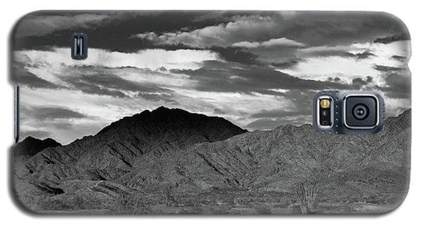 Sunset Over Yuma Mountain Galaxy S5 Case