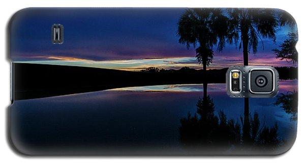 Sunset Palms Galaxy S5 Case