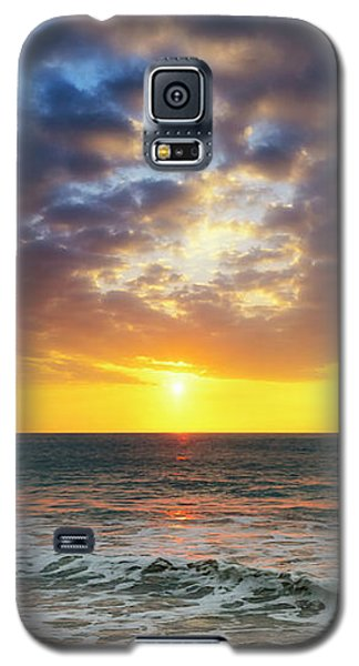 Sunset Panorama Galaxy S5 Case