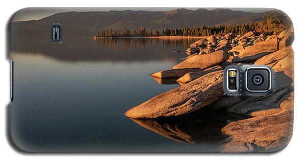 Sunset Peace Galaxy S5 Case