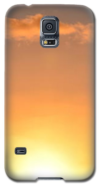 Sunset People In Imperial Beach Galaxy S5 Case